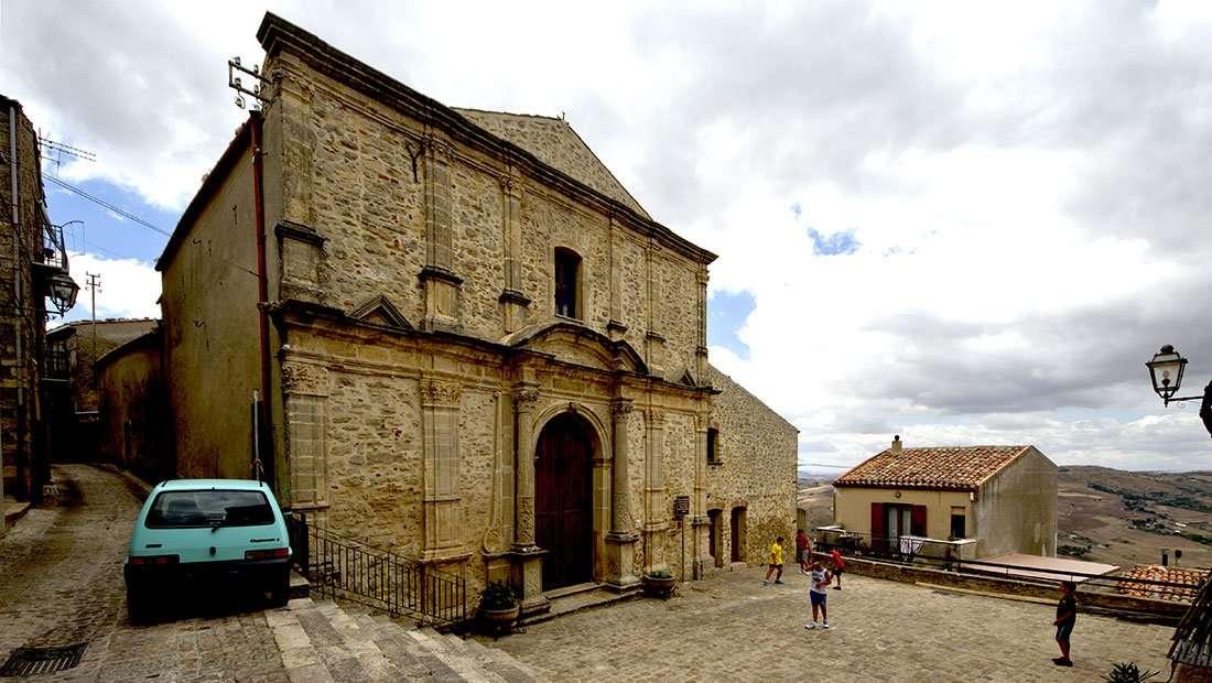 Gangi - Chiesa della Madonna della Catena