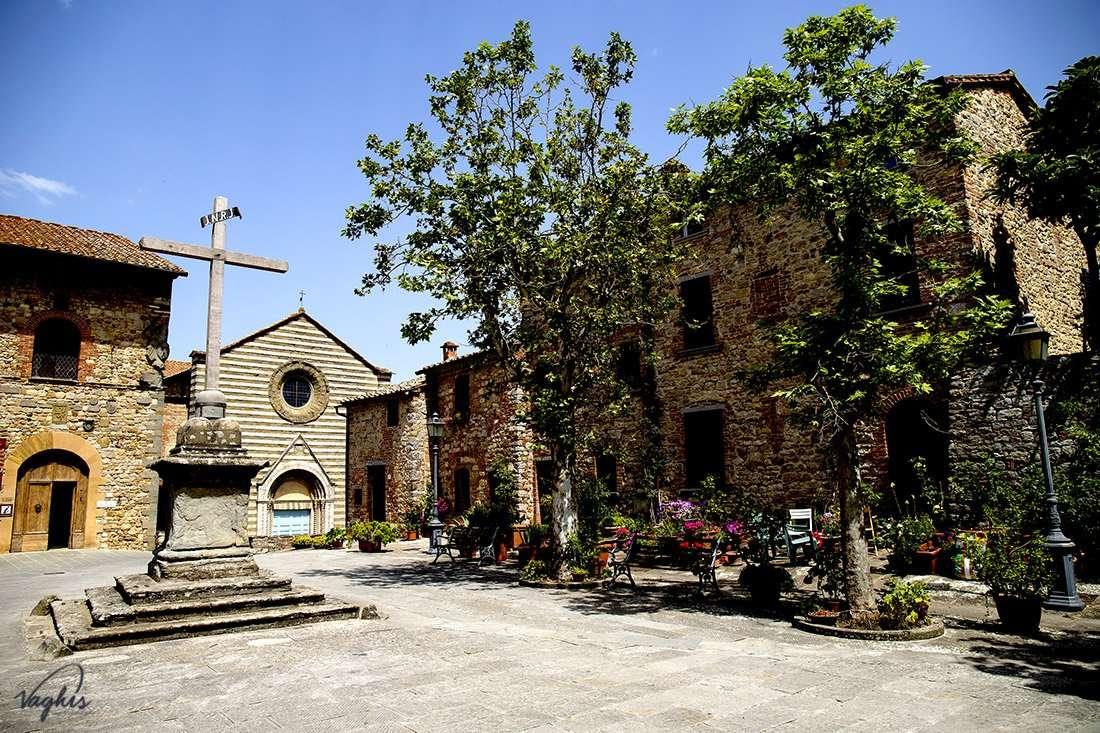 Lucignano - Chiesa di San Francesco