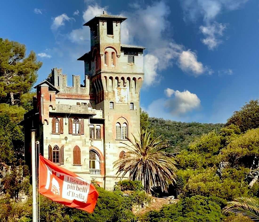 Moneglia - Fortezza di Monleone