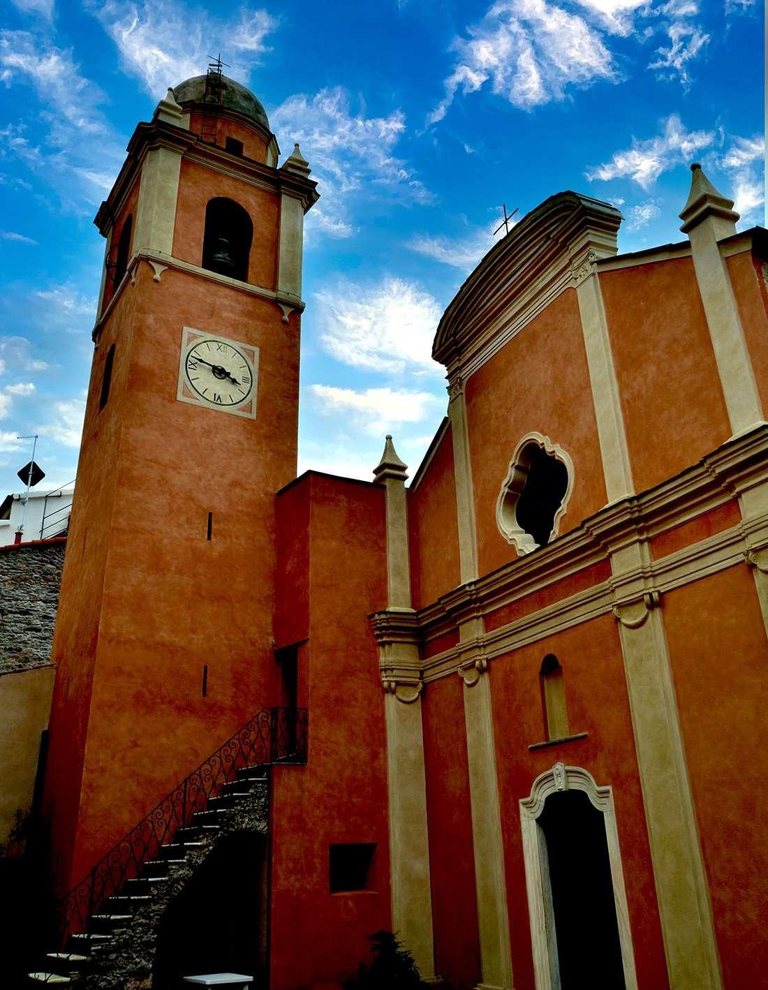 Montemarcello - Parrocchia di San Pietro