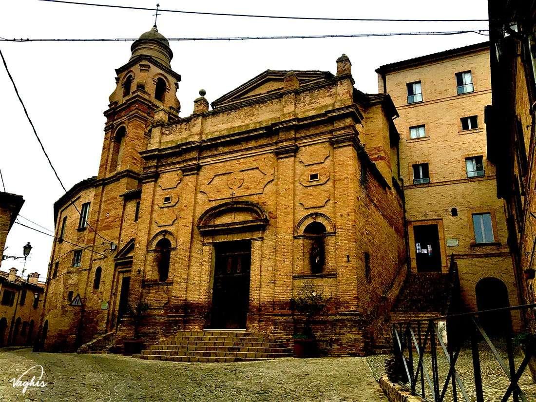 Treia - Chiesa di Santa Chiara