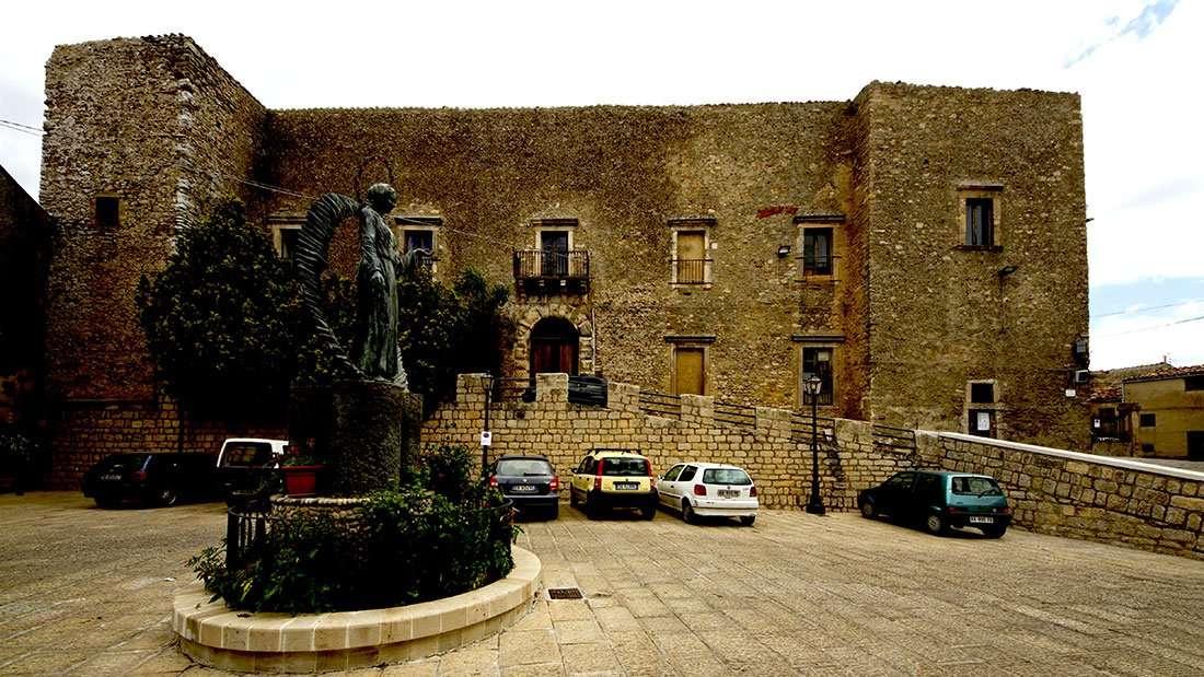Gangi - Castello dei Ventimiglia