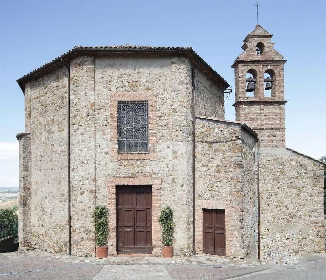 Allerona - Chiesa della Madonna dell'Acqua
