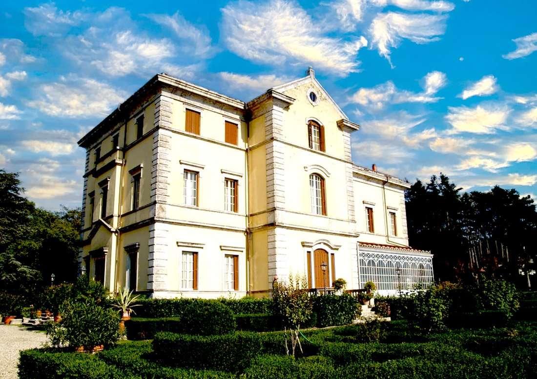Allerona - Villa Cahen