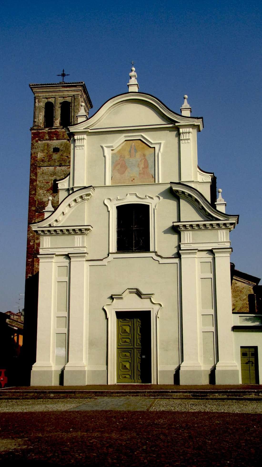 castelponzone - Chiesa Parrocchiale