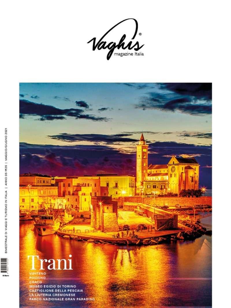 Vaghis® magazine Italia 26