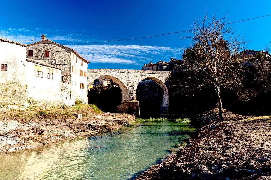 Mercatello sul Metauro: Ponte Romanico