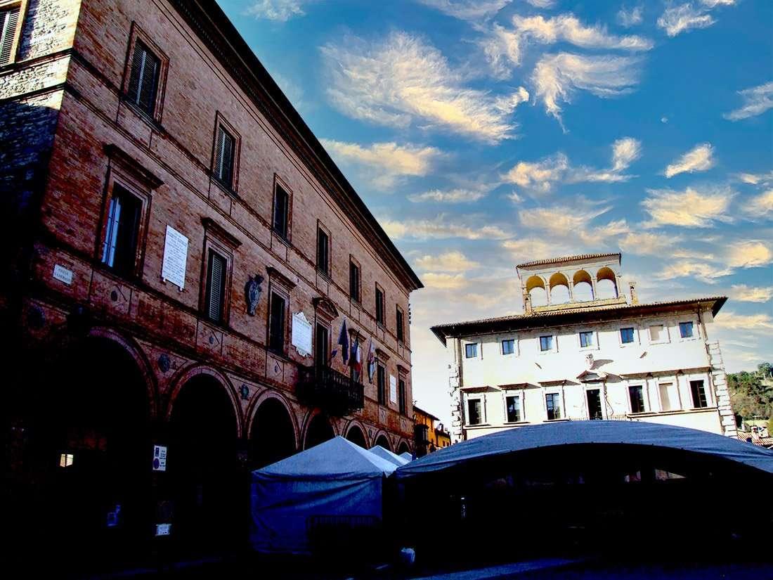 Mercatello sul Metauro: Palazzo Comunale