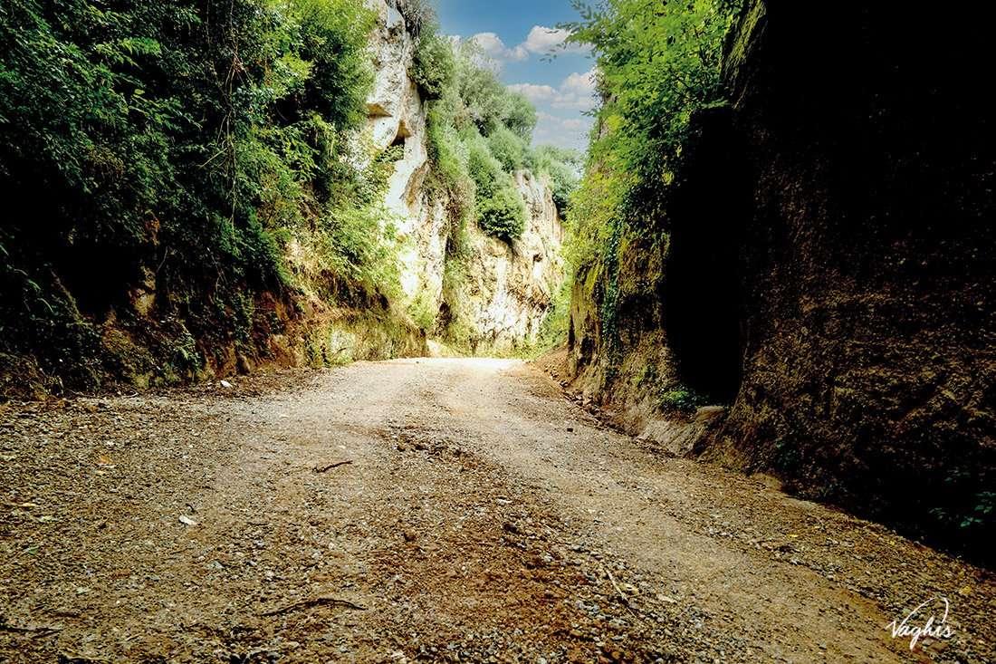 Sovana - Vie Cave
